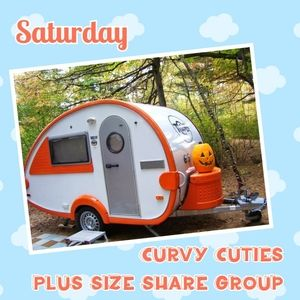 9/25 PLUS SIZE SHARE GROUP: CURVY CUTIES